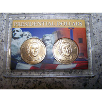 U.s.a. Thomas Jefferson Dolares Presidenciales P&d Bu