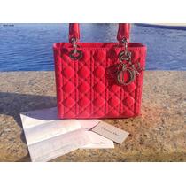 Bolsa Dior Lady Para Dama Authentica Lista Para Enviar