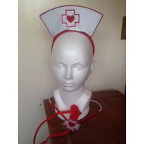 Padrisimo Disfraz De Enfermera Sexy