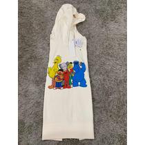 Sudadera Kaws X Sesame Street Hooded Sweatshirt (originales) en