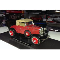 1:32 Chevrolet Sport Cabriolet 1931 New Ray Carcacha