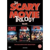 Scary Movie La Trilogía En Dvd (nuevo Y Original)