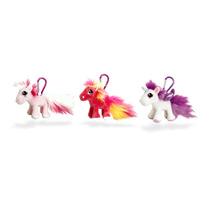 Pony Anilla-llavero - Colas De Caballo 10cm Mimoso Suave Fel