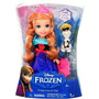 Disney - Frozen - Anna Joven Y Olaf