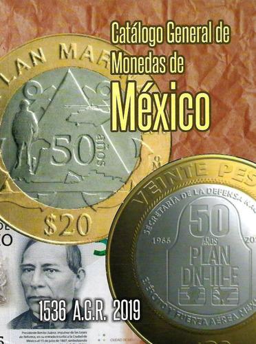 Catálogo General De Monedas De México 2019 Pdf + Regalos