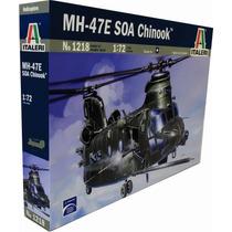 Italeri Helicoptero Chinook Mh47e 1/72 Armar Pintar / Revell