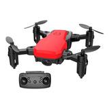 Drone Plegable Cámara Video Fpv 720p Control Remoto S163 Optical Flow Selfie Reconocimiento Facial