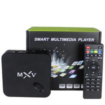 Supercaja Mxv Para Tv Android,no Mas Mensualida,envio Gratis