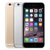 Iphone 6 64gb Dorado Plata Negro Libre Telcel Iusacell Movi