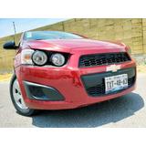 Chevrolet Sonic 1.6 Lt Mt 2013