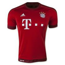 Jersey Bayern Munich 15-16 Local Adizero + Nombre & Número