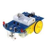 Kit Carrito Seguidor De Linea Carro Detector Robot Educativo