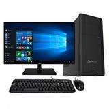 Pc Amd Dual Core 4gb 500gb Radeon Hd 8280 Led 19.5