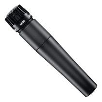 Sm57 - Lc Shure Micrófono Para Instrumentos Y Voz, Excelente