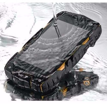 Celular Smartphone Uso Rudo Jeep Z6 Sumergible Caidas Agua