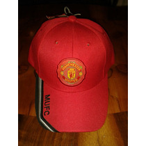 Bonitas Gorras Oficiales Del Equipo Inglés Manchester United