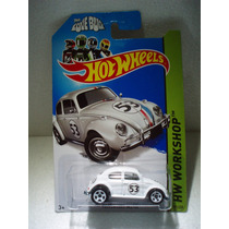 Hot Wheels Love Bug Herbie Vw Volkswagen Beetle 191/250 2014