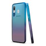 Funda Samsung A10 A20 A30 A50 M10 M30 J4 Core J4plus Bicolor Ultraslim