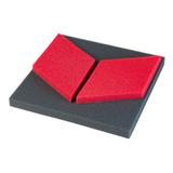 Nuevo! Kit 6 Paneles 3 D Espuma Acustica Calidad Piacústica