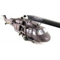 Helicóptero A Control Remoto Yd 911 Black Hawk Militar Lbf