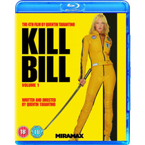 Kill Bill Vol. 1 Blu-ray