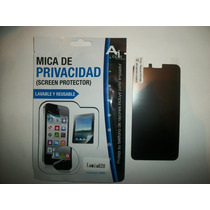 Mica Protectora Nokia Lumia 620 De Privacidad!!!