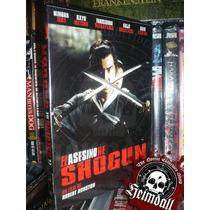 Dvd Shogun Assassin Lone Wolf & Cub R2 Pal Esp Gore Samurai