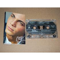 Cristian Castro Agua Nueva Audio Cassette Kct Tape