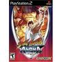 Antología / Juego Street Fighter Alpha - Playstation 2 Stand