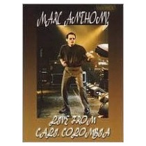 Dvd Live From Cali Colombia : Marc Anthony