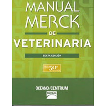 Libros De Medicina Veterinaria Manual Merc Volumen 1 Y 2