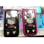 Hello Kitty Samsung Galaxy S3 Funda Protector + Regalo Op4