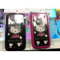 Hello Kitty Samsung Galaxy S3 Funda Protector + Regalo Op4