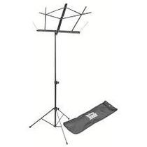 Stand Atril Partituras Ajustable On Stage Incluye Funda 5112