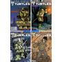 Bruguera Comics Tortugas Ninja Turtles Micro Series 1 3 4 6