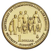 Moneda Australia 1 Dolar (2009) Lbf