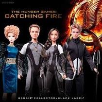 Barbie Juegos Hambre En Llamas Katniss Petta Finnick O Effie