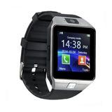 Smartwatch Reloj Inteligente Dz09 Camara Bluetooth Sim Sd