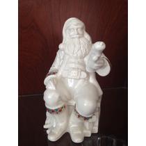 Santa Claus En Porcelana Lenox Nuevo