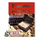 Kit De Libro De Tesoros Ocultos, Jgo Varillas Y Péndulo Prof