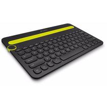 Teclado Logitech Bluetooth Multi - Dispositivo K480