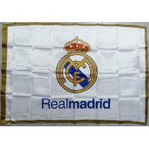 Banderas Premium Real Madrid 150x90cm. Producto Original