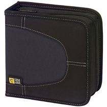 Case Logic Cdw-32 32 Capacidad Classic Cd Wallet (negro)