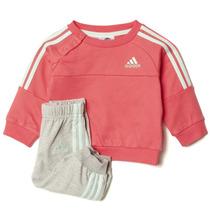 Conjunto Pants Con Sudadera Entrenamiento Bebe Adidas Ab7005