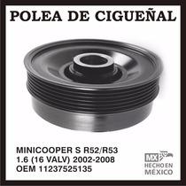 Polea Damper Cigueñal Mini Cooper R52/53 25135