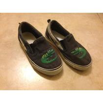 Zapatos Azules Gymboree - Niño. Talla 10 Us. Bonitos!