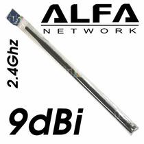 Alfa Network Antena Dipolo 2.4ghz 9dbi Rsma Wifi Hm4