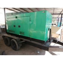 Planta Generador De Luz 125 Kva Multiquip Diesel Nacional