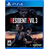 ..:: Resident Evil 3 Remake ::.. Para Ps4 En Game Wow