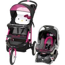 Baby Trend Hello Kitty Carreola Portabebe Carro